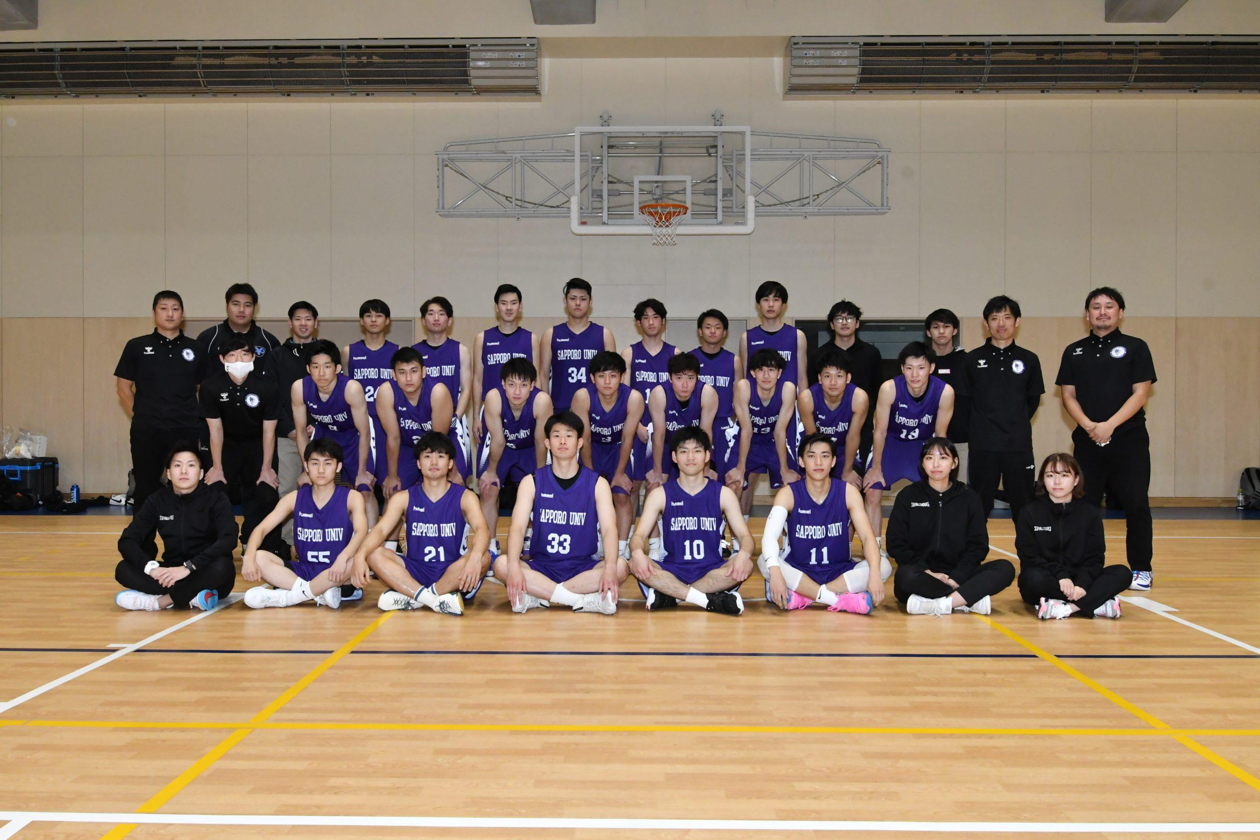 Purple Rams男子チーム
